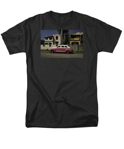 Cuba Car 9 Men's T-Shirt  (Regular Fit) by Will Burlingham