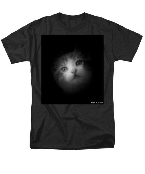 Men's T-Shirt  (Regular Fit) featuring the photograph Curiosity by Betty Northcutt