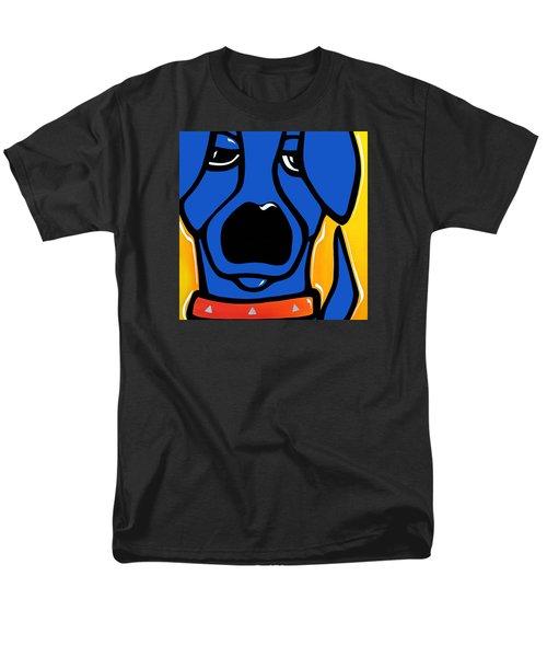 Curiosity Men's T-Shirt  (Regular Fit) by Tom Fedro - Fidostudio