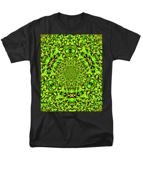 Cuz I Eats Me Spinach Men's T-Shirt  (Regular Fit) by Bob Wall
