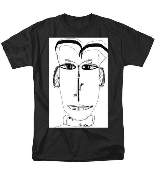 Cyclist Men's T-Shirt  (Regular Fit)