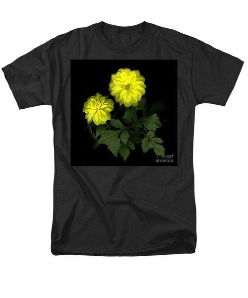 Dahlia Men's T-Shirt  (Regular Fit) by Christian Slanec