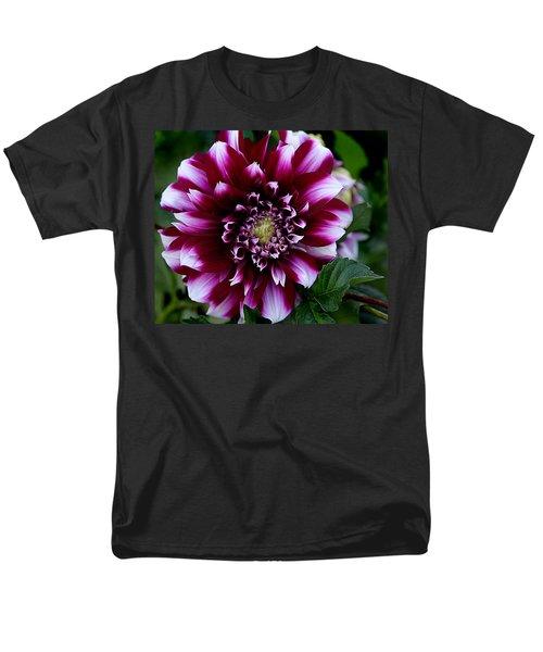 Dahlia Men's T-Shirt  (Regular Fit) by Denise Romano
