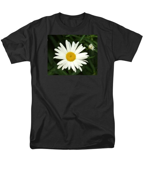 Men's T-Shirt  (Regular Fit) featuring the photograph Daisy Days by Carol Sweetwood