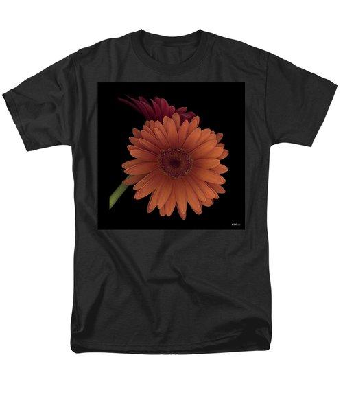 Daisy Tilt Men's T-Shirt  (Regular Fit) by Heather Kirk