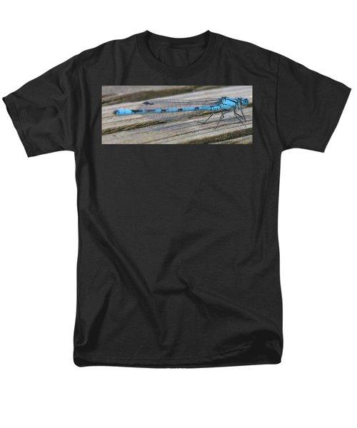 Damselfly Men's T-Shirt  (Regular Fit) by Darren Carpenter