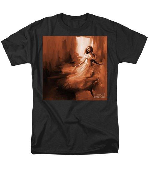 Dance In A Dream 01 Men's T-Shirt  (Regular Fit) by Gull G