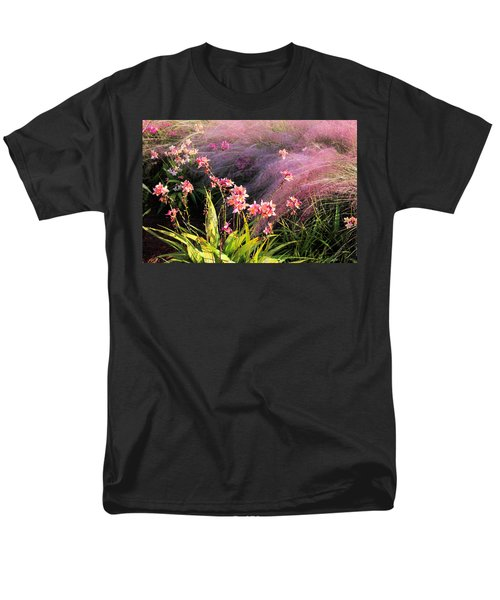 Dance Of The Orchids Men's T-Shirt  (Regular Fit) by Rosalie Scanlon