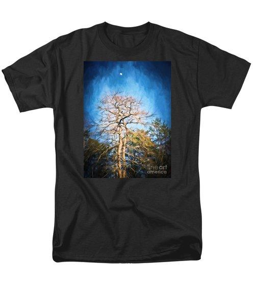 Dancing Under The Moon Men's T-Shirt  (Regular Fit)