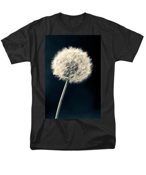 Dandelion Men's T-Shirt  (Regular Fit) by Ulrich Schade