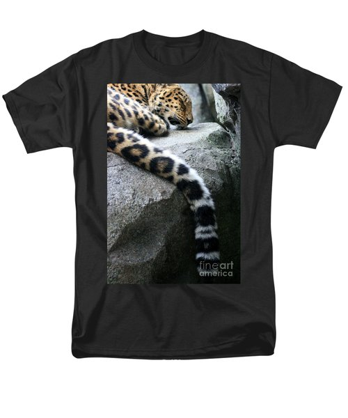 Dangling And Dozing Men's T-Shirt  (Regular Fit) by Mary Mikawoz