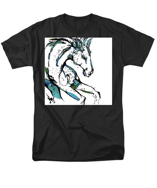 Danny Men's T-Shirt  (Regular Fit) by Nicole Gaitan