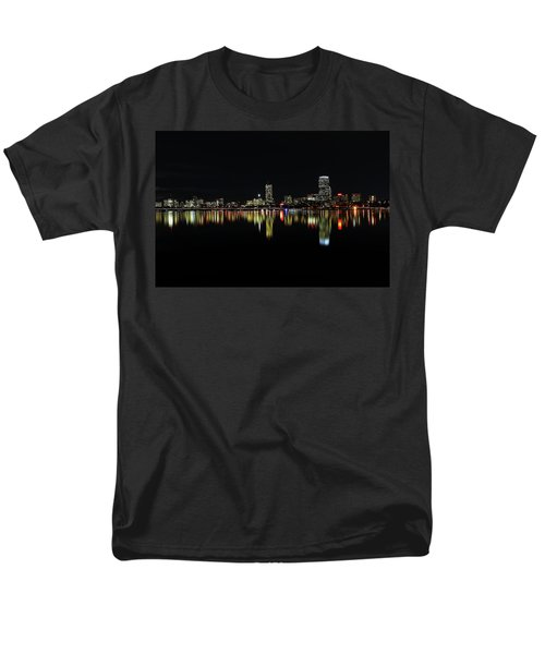 Men's T-Shirt  (Regular Fit) featuring the photograph Dark As Night by Juergen Roth