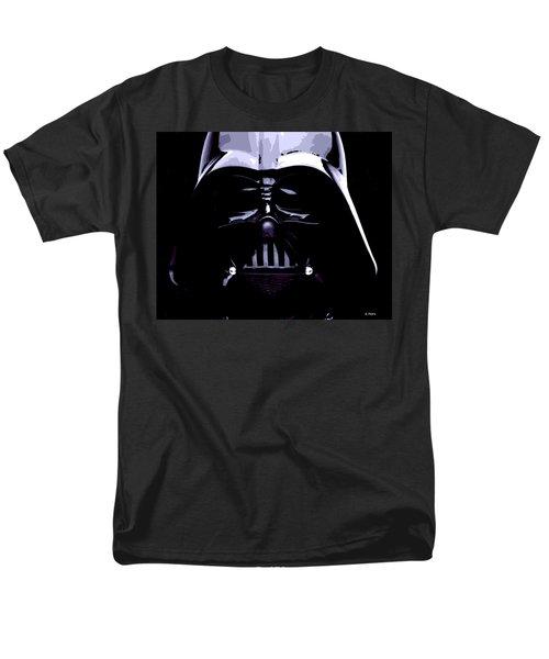 Dark Side Men's T-Shirt  (Regular Fit) by George Pedro