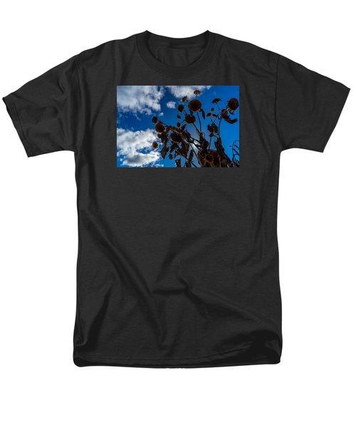 Darkening Skies Men's T-Shirt  (Regular Fit) by Derek Dean