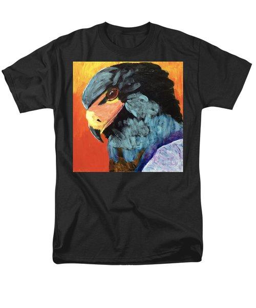 Darth Vader Hawk Men's T-Shirt  (Regular Fit) by Donald J Ryker III
