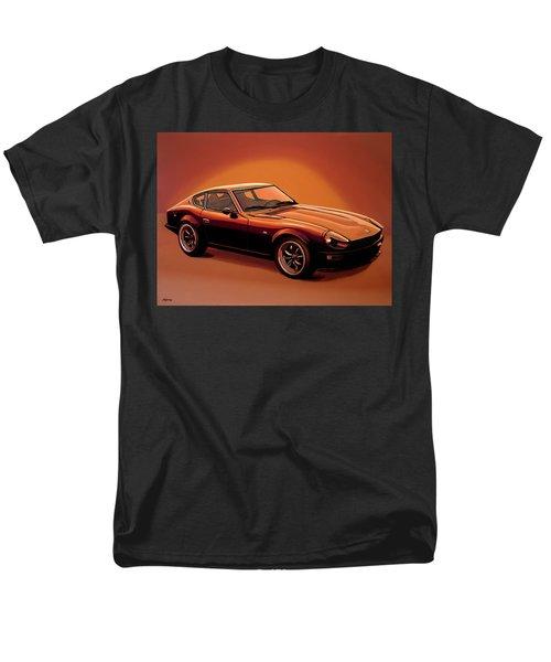 Datsun 240z 1970 Painting Men's T-Shirt  (Regular Fit) by Paul Meijering
