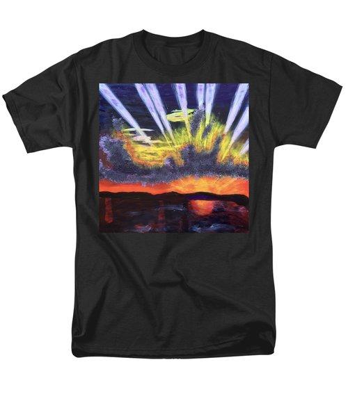 Dawn Men's T-Shirt  (Regular Fit) by Donald J Ryker III