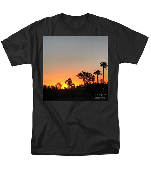 Men's T-Shirt  (Regular Fit) featuring the photograph Daybreak by Kim Nelson