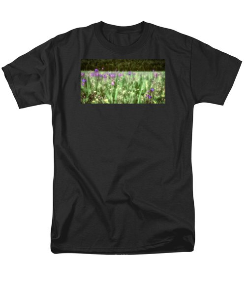 Daydreams In A Meadow Men's T-Shirt  (Regular Fit)