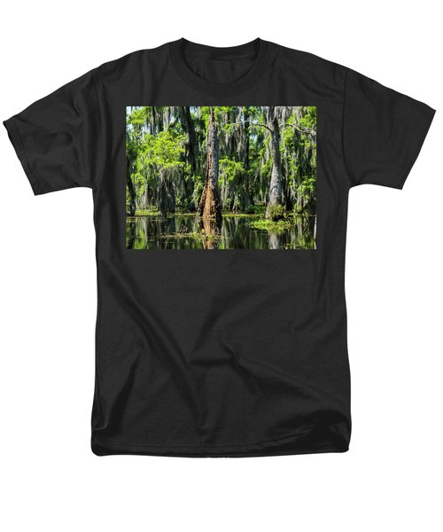 Daylight Swampmares Men's T-Shirt  (Regular Fit) by Kimo Fernandez