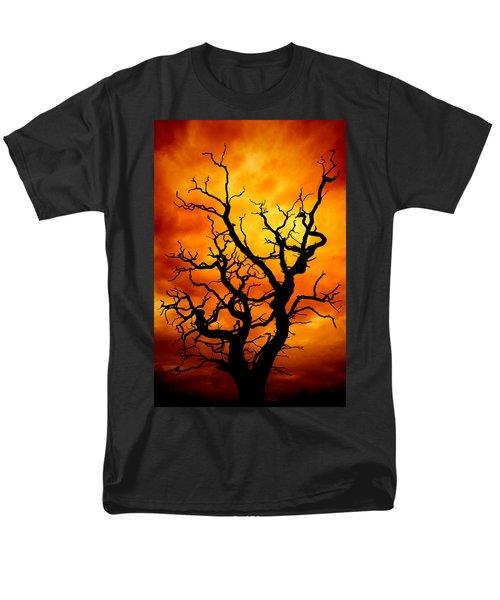 Dead Tree Men's T-Shirt  (Regular Fit) by Meirion Matthias