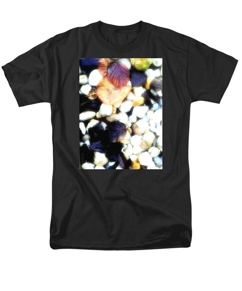 Decaying Leaves Men's T-Shirt  (Regular Fit) by Mimulux patricia no No