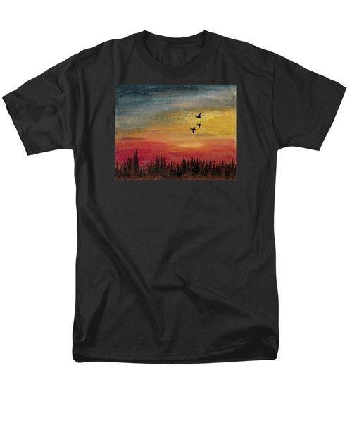 Deep Forest Men's T-Shirt  (Regular Fit) by R Kyllo