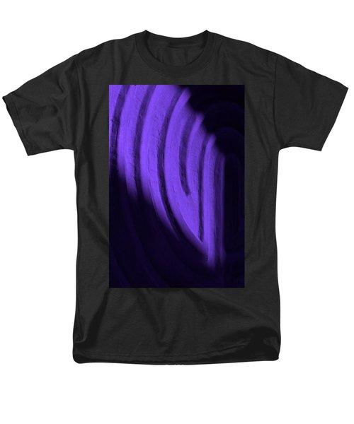 Deep Maze Men's T-Shirt  (Regular Fit) by Josephine Buschman