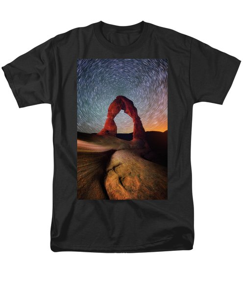 Men's T-Shirt  (Regular Fit) featuring the photograph Delicate Spin by Darren White