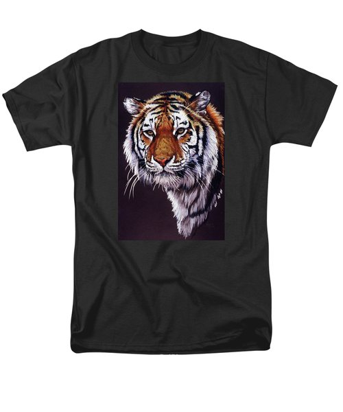Men's T-Shirt  (Regular Fit) featuring the drawing Desperado by Barbara Keith