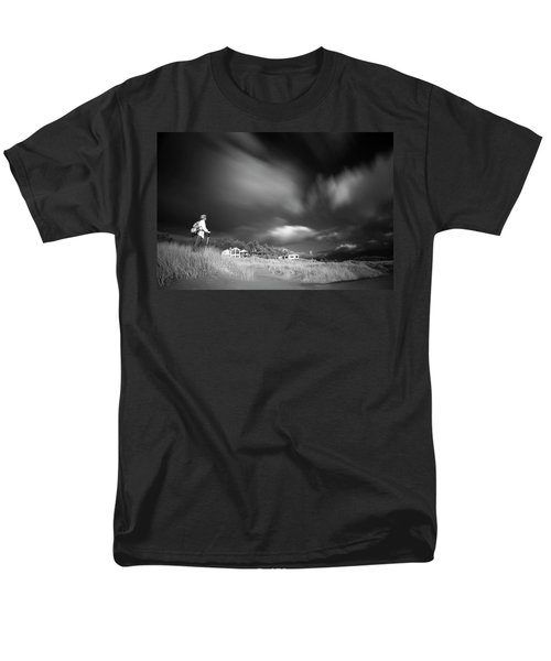 Men's T-Shirt  (Regular Fit) featuring the photograph Destination by William Lee