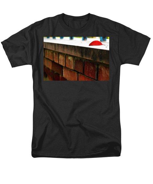 Different Therefore Cornered  Men's T-Shirt  (Regular Fit) by Prakash Ghai