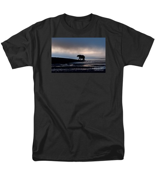 Men's T-Shirt  (Regular Fit) featuring the photograph Disappointment by Sandra Bronstein