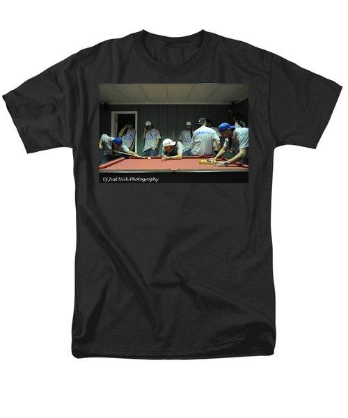 Dj Just Nick Photography Men's T-Shirt  (Regular Fit) by Nicholas  Grunas