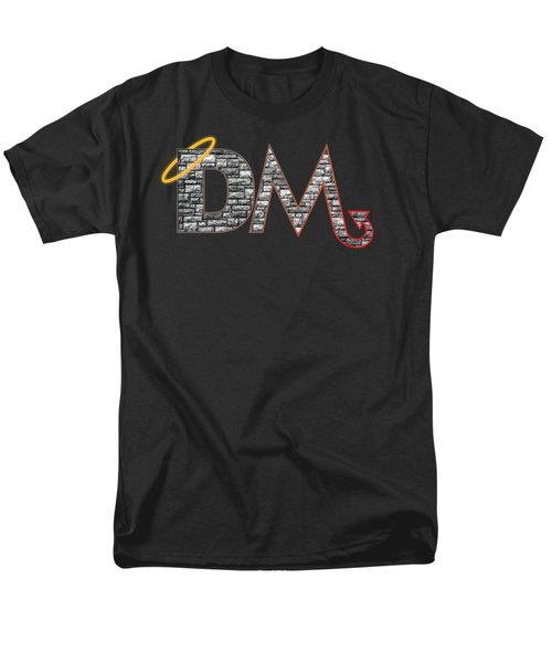 DM Men's T-Shirt  (Regular Fit) by Jon Munson II