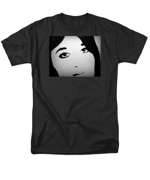 Do You See Me Men's T-Shirt  (Regular Fit)