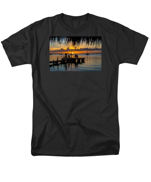 Docktime Men's T-Shirt  (Regular Fit) by Kevin Cable