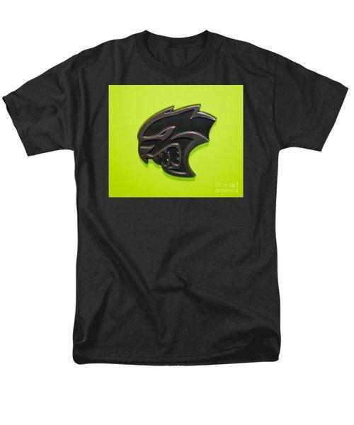Dodge Challenger Srt Hellcat Emblem Men's T-Shirt  (Regular Fit)