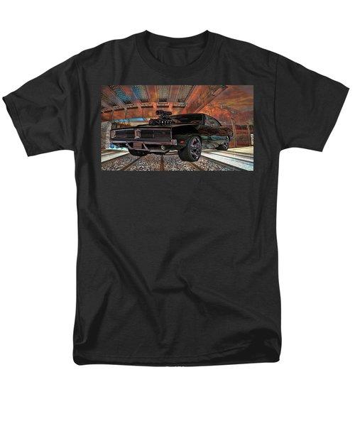 Dodge Charger R/t 1969 Hemi Men's T-Shirt  (Regular Fit) by Louis Ferreira