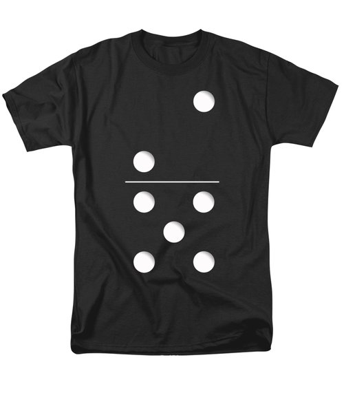 Domino Case Men's T-Shirt  (Regular Fit)