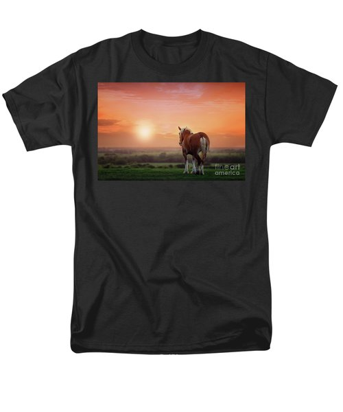 Don't Let The Sun Go Down On Me Men's T-Shirt  (Regular Fit) by Tamyra Ayles