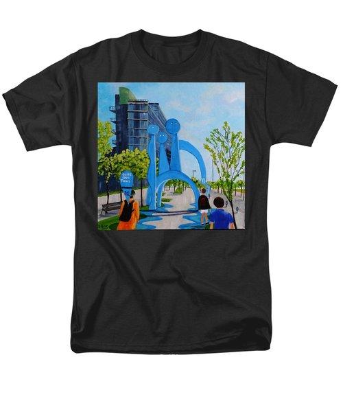 Doors Open Toronto, Doors Open Canada Men's T-Shirt  (Regular Fit) by Diane Arlitt
