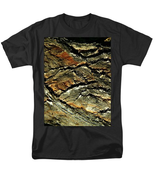 Men's T-Shirt  (Regular Fit) featuring the photograph Down In The Valley by Lenore Senior