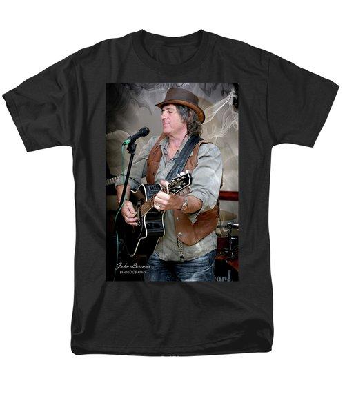 Dr. Phil Men's T-Shirt  (Regular Fit) by John Loreaux