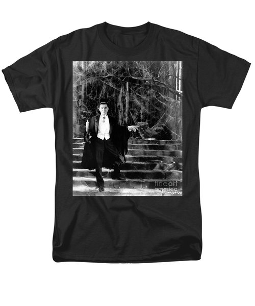 Dracula Men's T-Shirt  (Regular Fit)