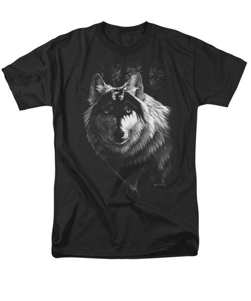 Dragon Wolf T-shirt Men's T-Shirt  (Regular Fit)