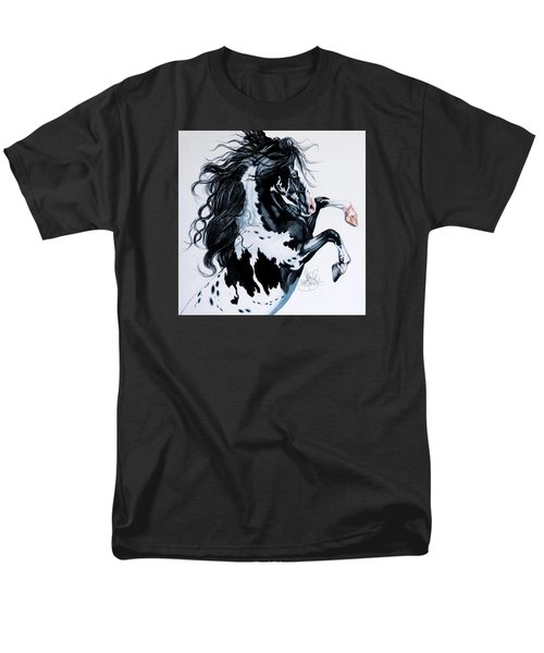 Dream Horse Series #2001 Men's T-Shirt  (Regular Fit) by Cheryl Poland