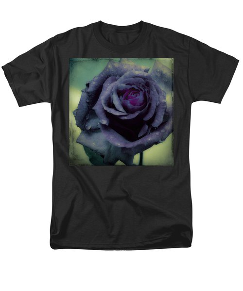 Men's T-Shirt  (Regular Fit) featuring the photograph Dreaming Of Roses by Cathy Donohoue