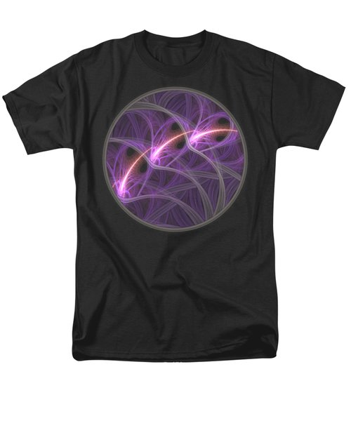 Men's T-Shirt  (Regular Fit) featuring the digital art Dreamstate by Lyle Hatch